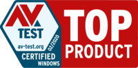 AV-TEST selects G DATA Internet Security as its TOP Product