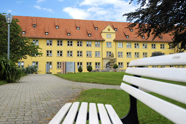 Schloss Winnenden Hospital building